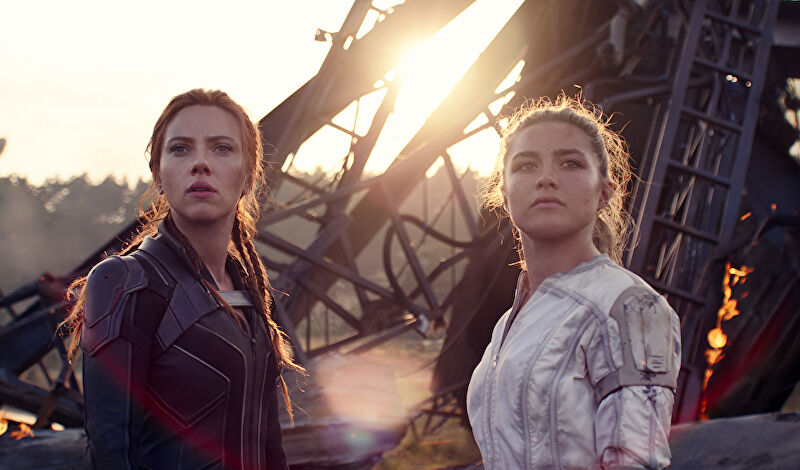 Black Widow and Yelena Belova
