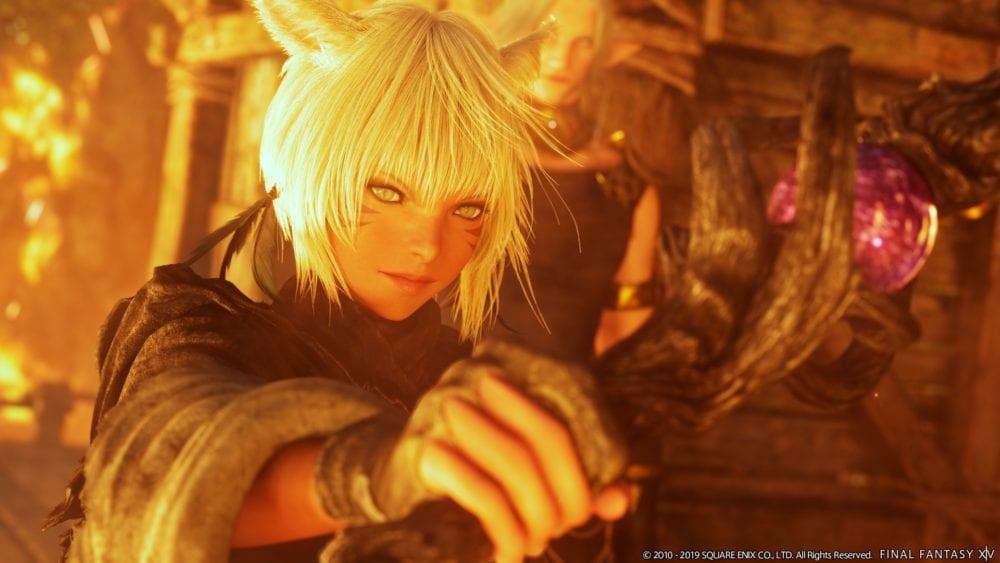 Final Fantasy XIV Y'shtola