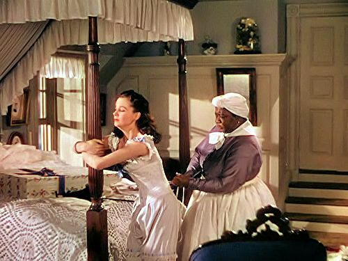 Gone With the Wind Corset Scene