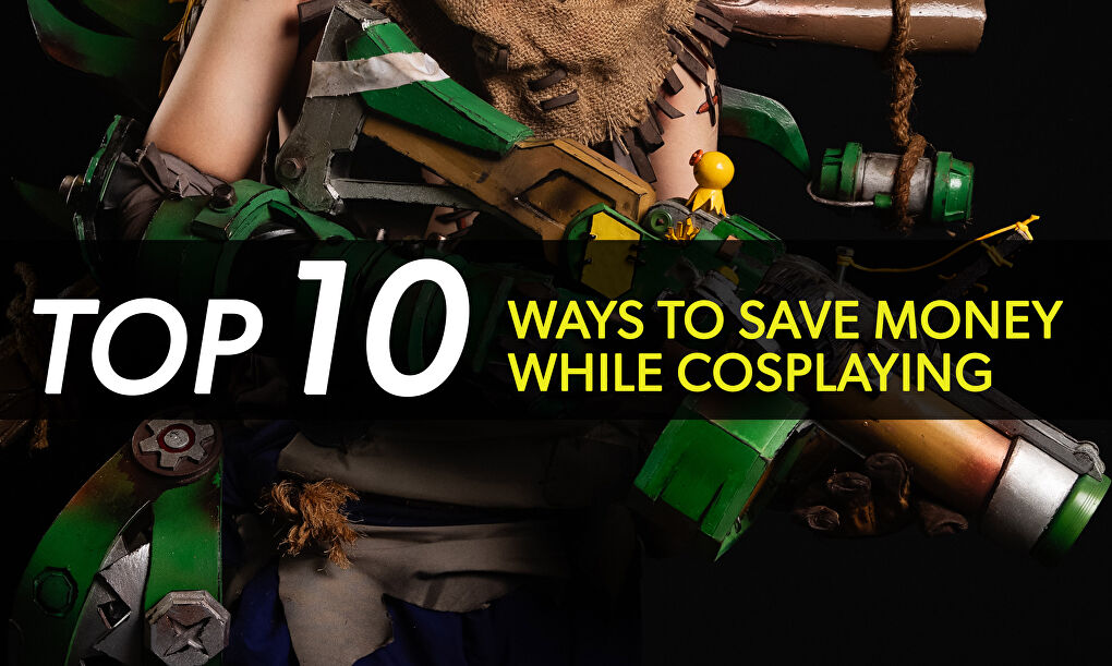 Cosplay Central - Saving Money
