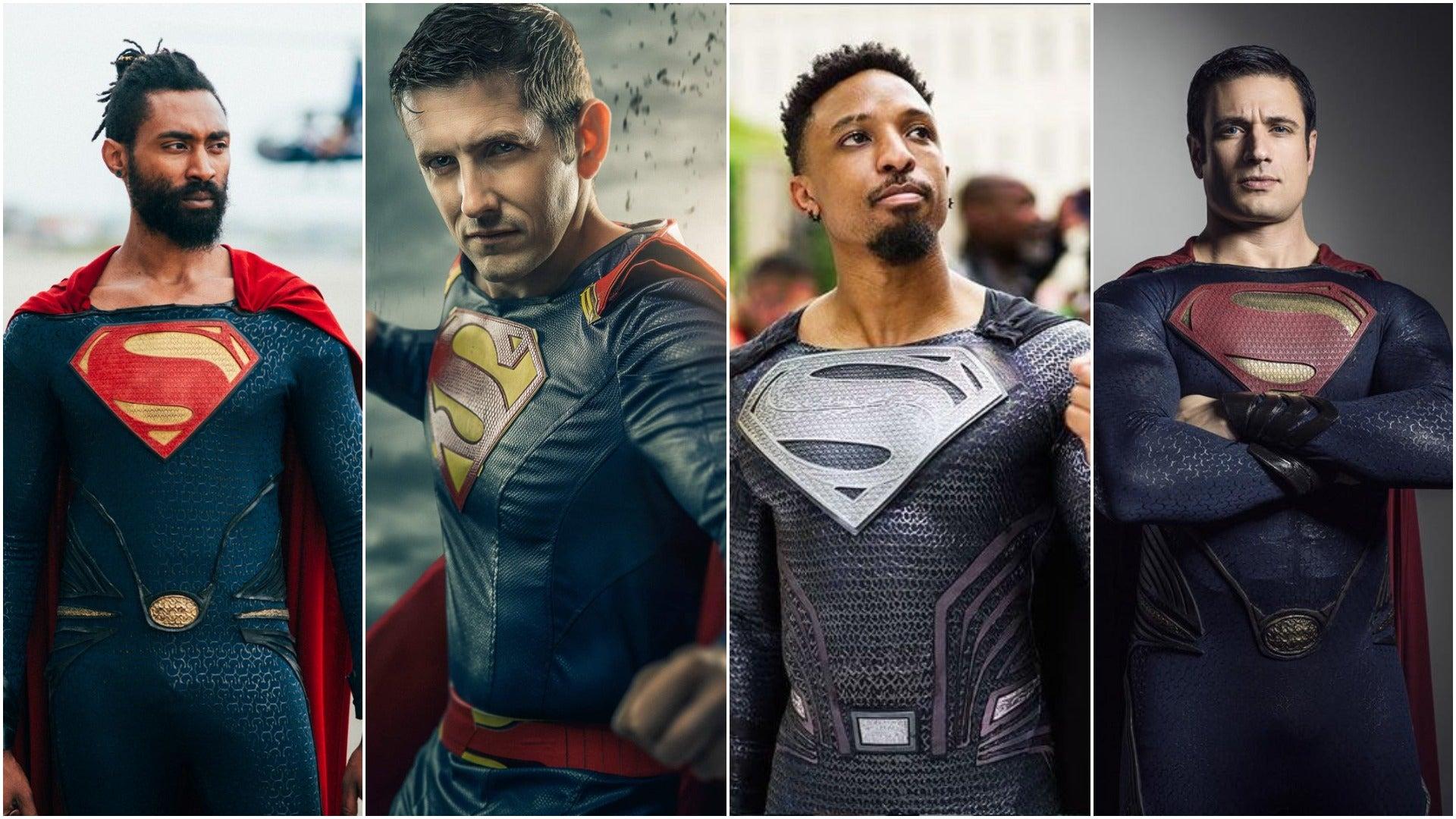 Superman Cosplays