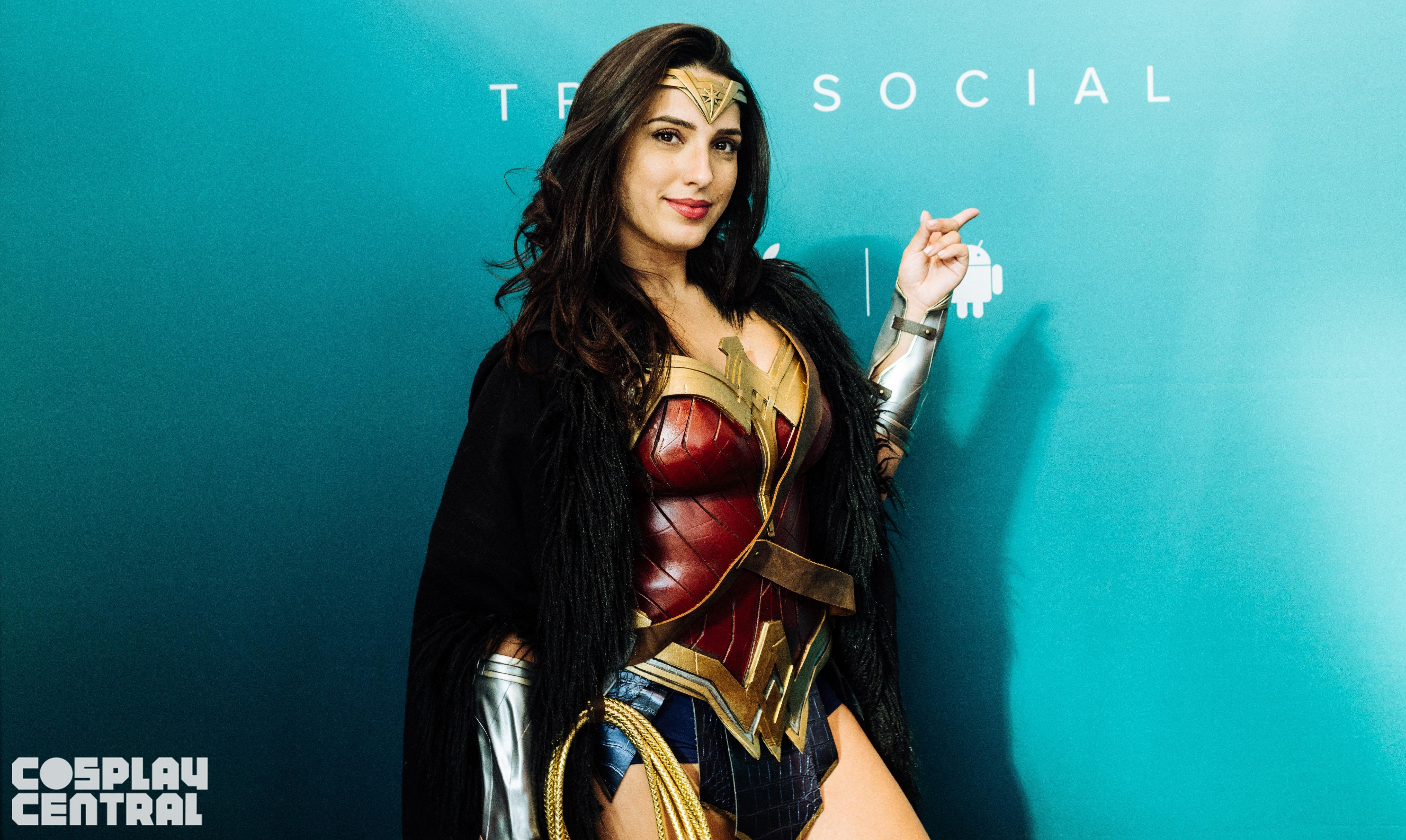 Headline Wonder Woman