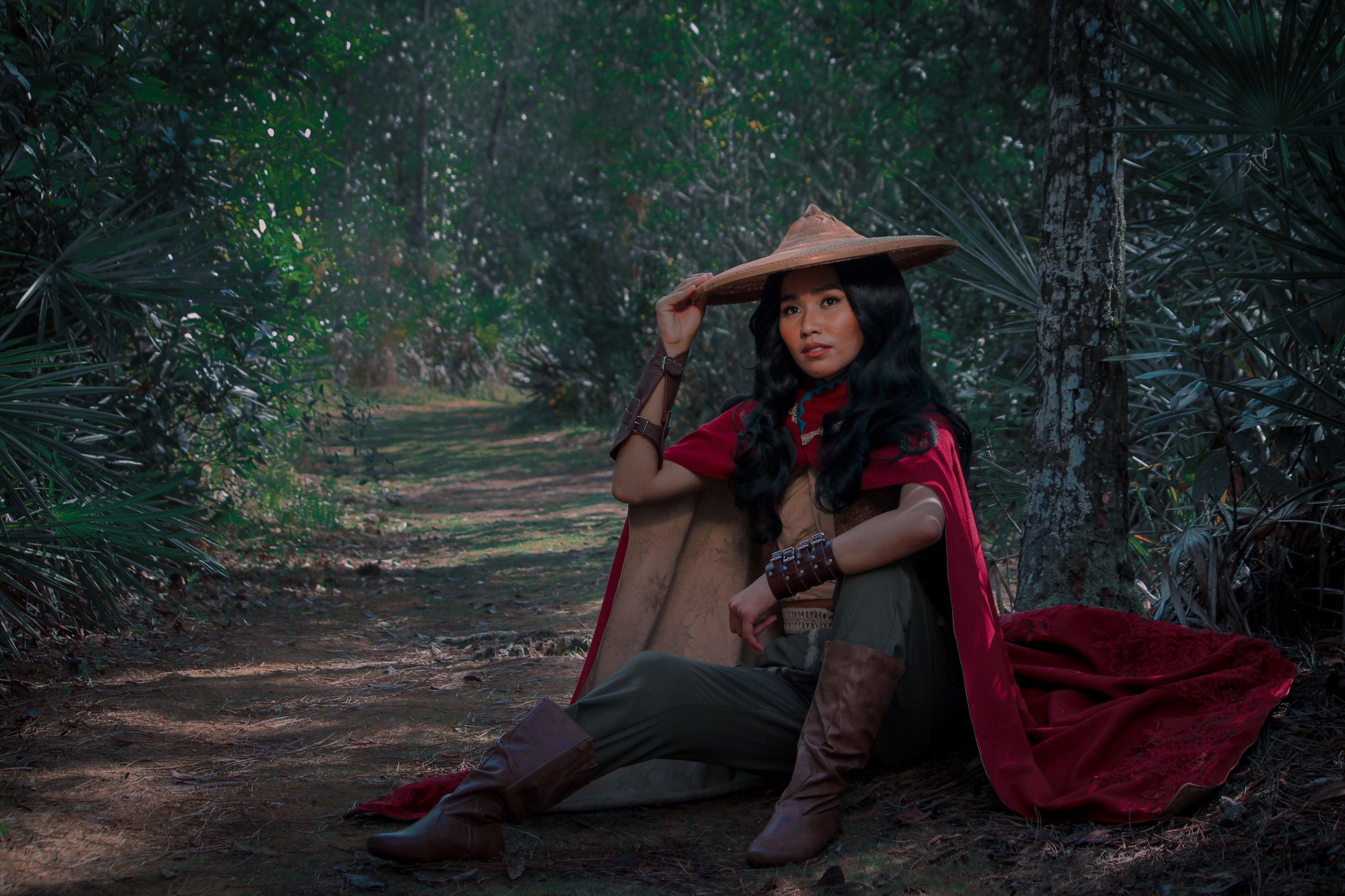 Raya and the Last Dragon Cosplay