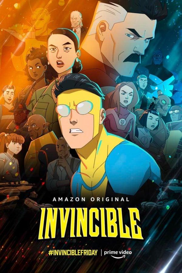 Invincible Cosplays Omni-Man