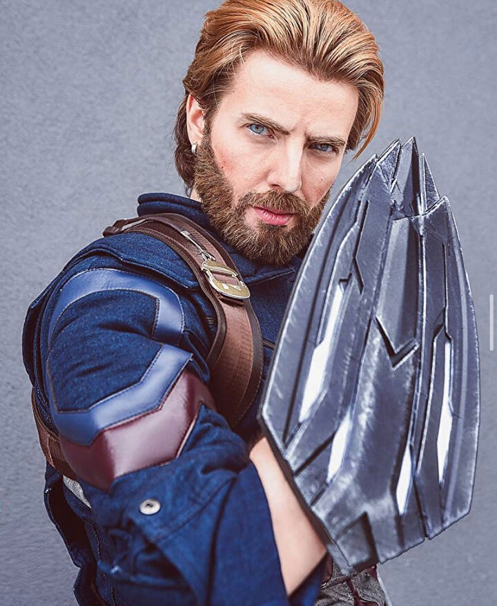 Captain America Cosplays From The Marvel Cinematic Universe