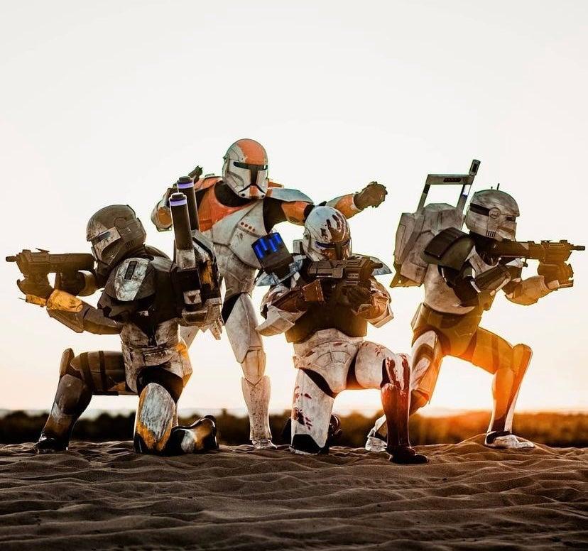 Star Wars Cosplays