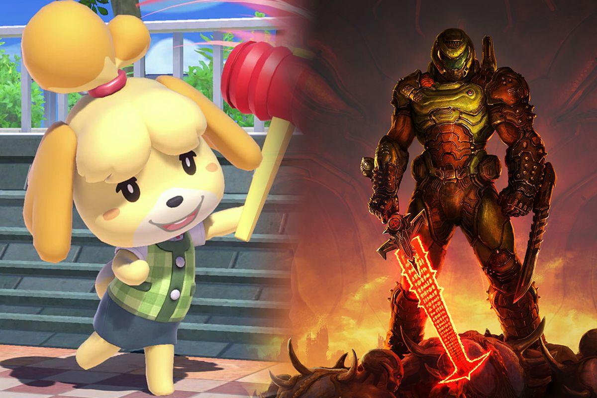 Images Courtesy Nintendo & Bethesda