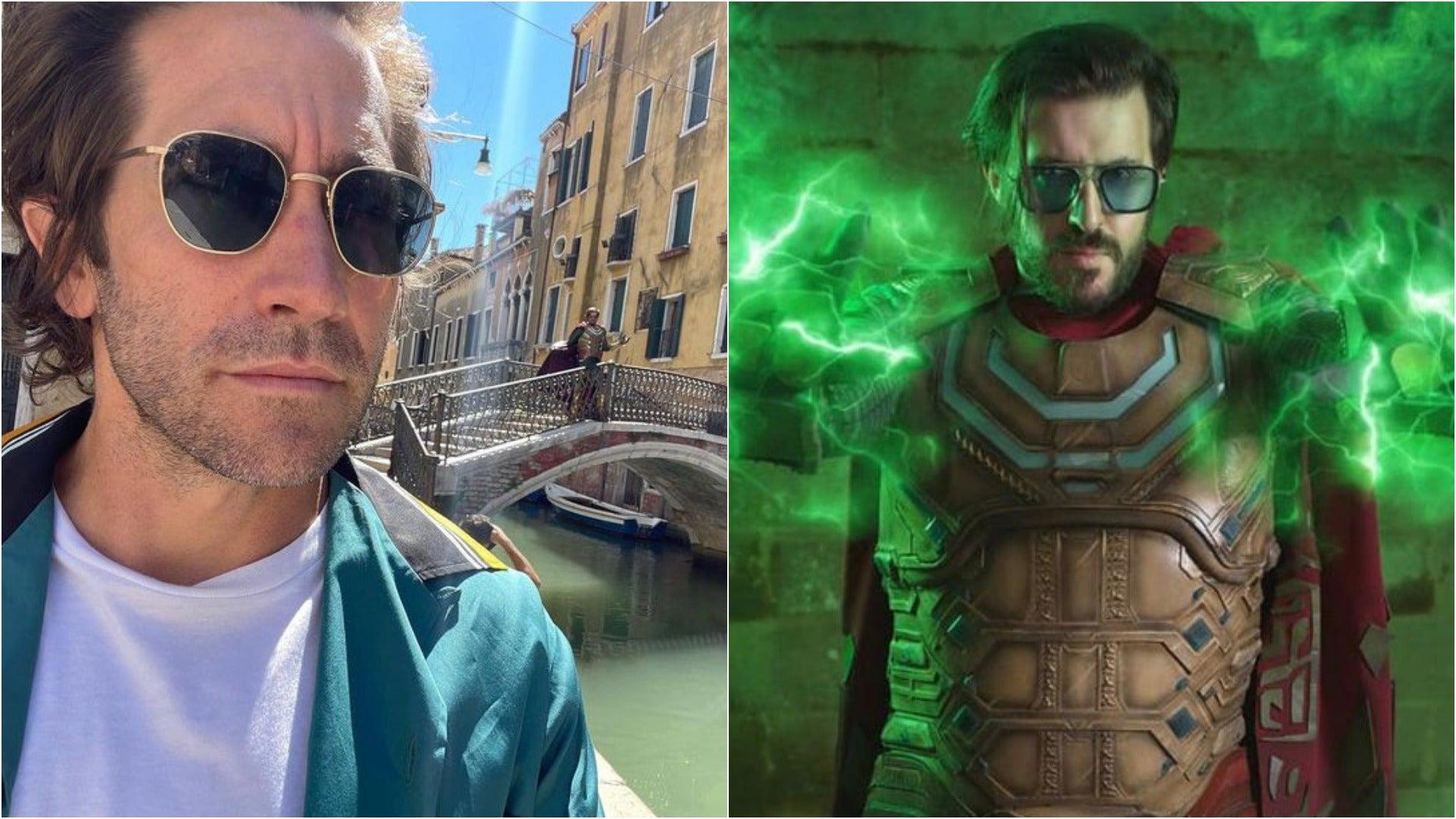 Mysterio & Jake Gyllenhaal in Venice