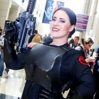 Jedimanda as Iden Versio from Star Wars