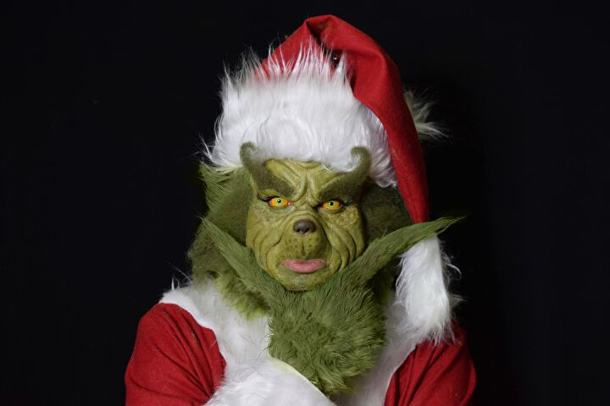 Holiday Movie Cosplays