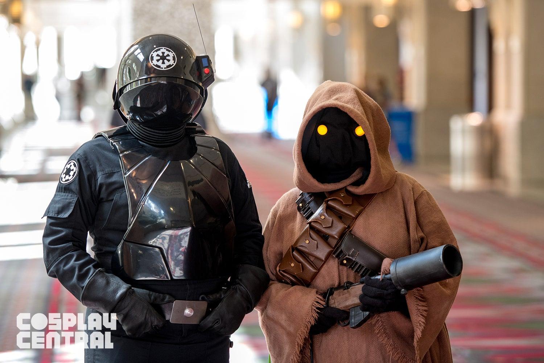 Star Wars cosplay at Keystone Comic Con 2019