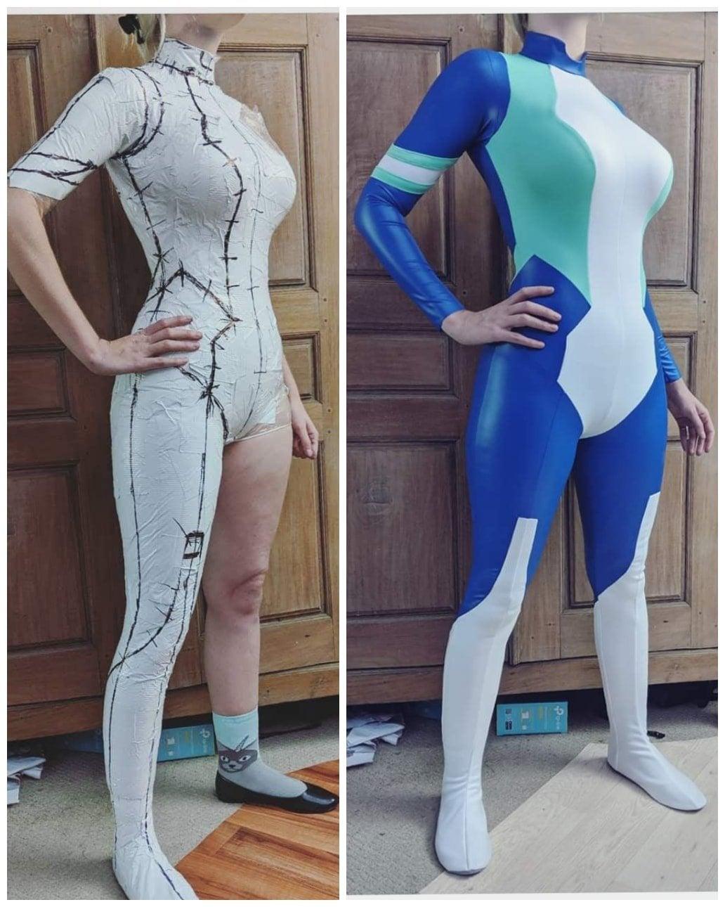Bodysuit Tutorial