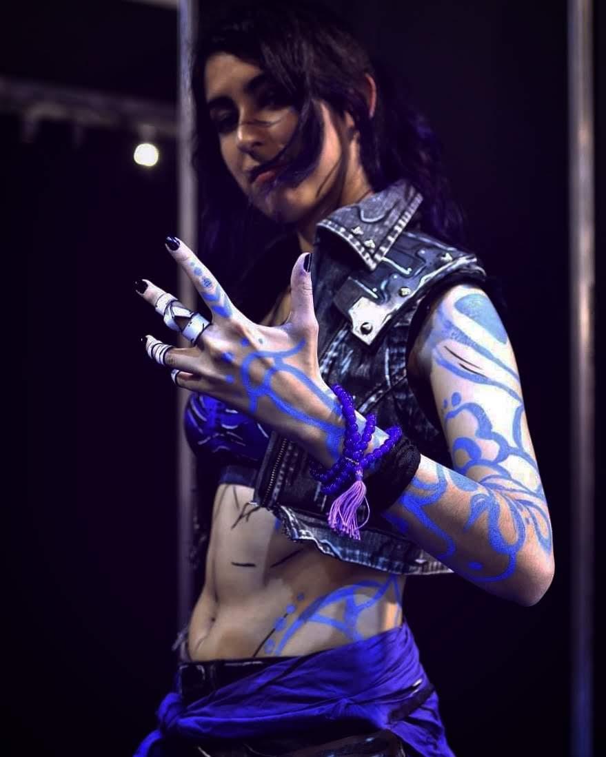 Latinx Cosplayer Article