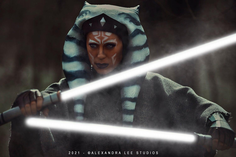 The Mandalorian's Ahsoka Tano