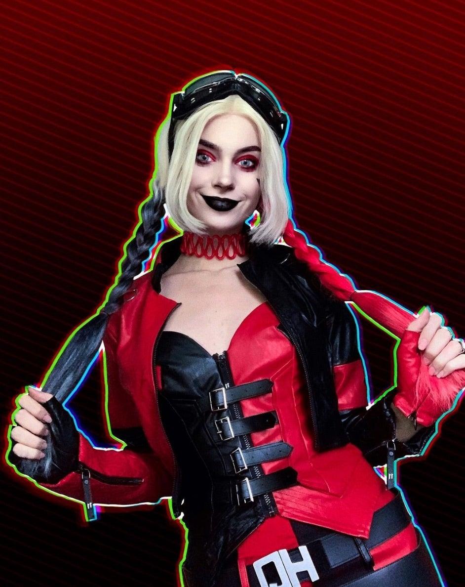 Harley Quin Cosplays