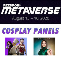 ReedPOP Metaverse August Event