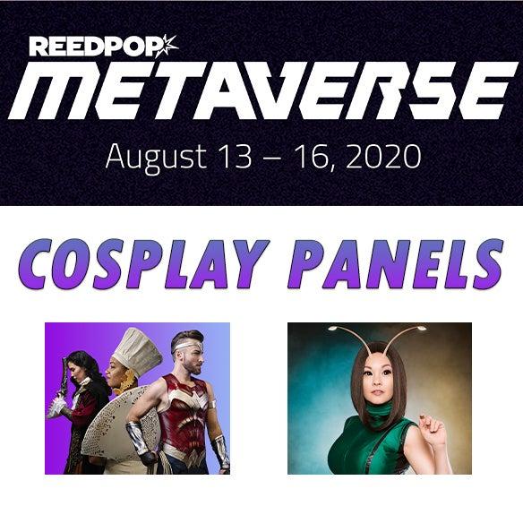 ReedPOP Metaverse August Event