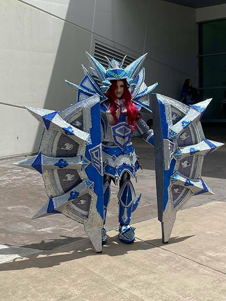 Armor Week Cosplays