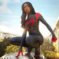 Miles Morales Cosplay Marvel Comics