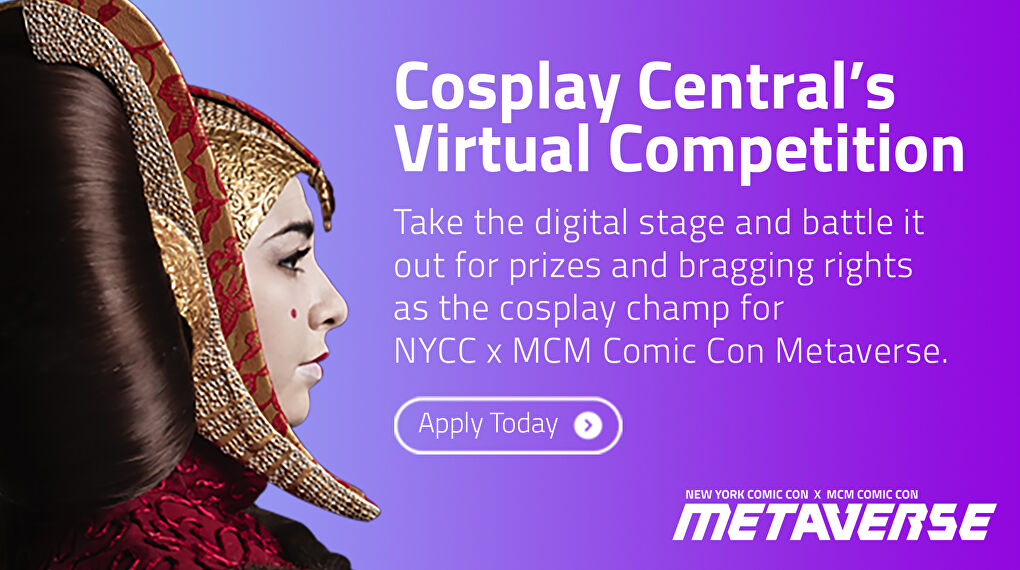 Cosplay Central Virtual Competition