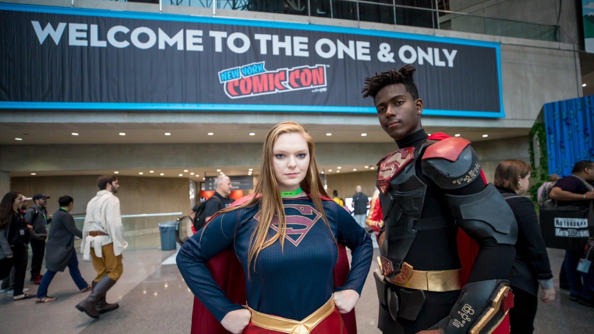 Courtesy New York Comic Con