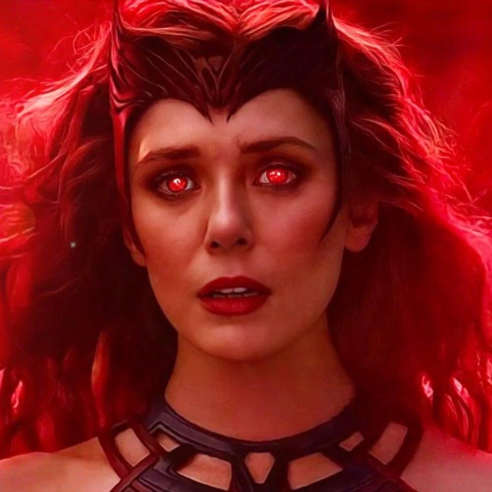 Scarlet Witch New Headpiece WandaVision