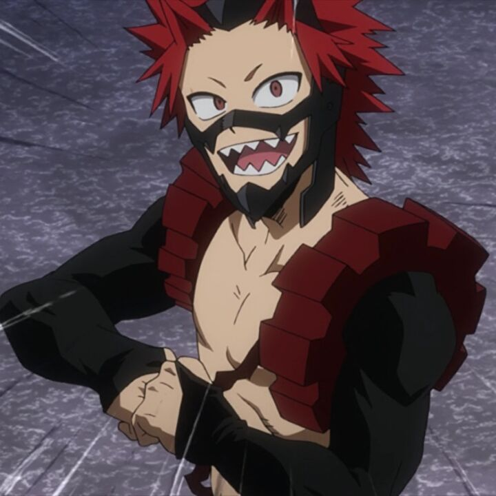 My Hero Academia Cosplayers Red Riot