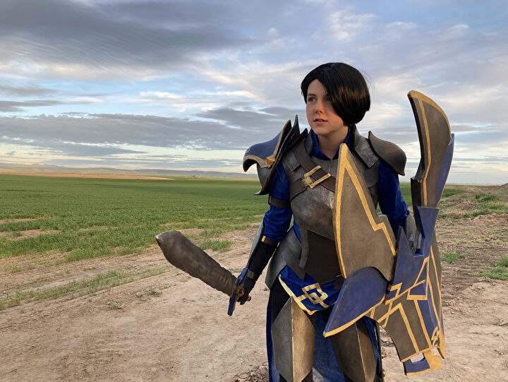 How to cosplay on a budget