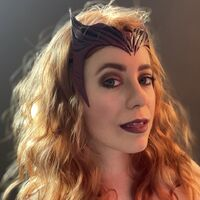 Scarlet Witch Wig Tutorial