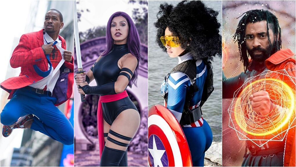 Black Cosplayers Share Favorite Cosplays