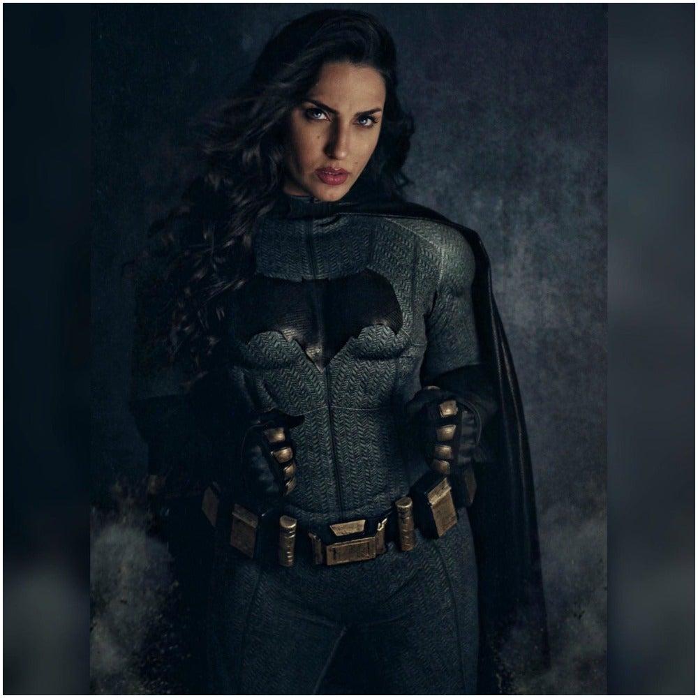 Wonder Woman Batman Cosplay and Zack Snyder