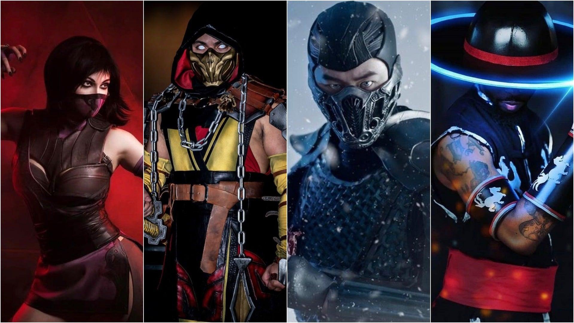 Mortal Kombat Cosplays