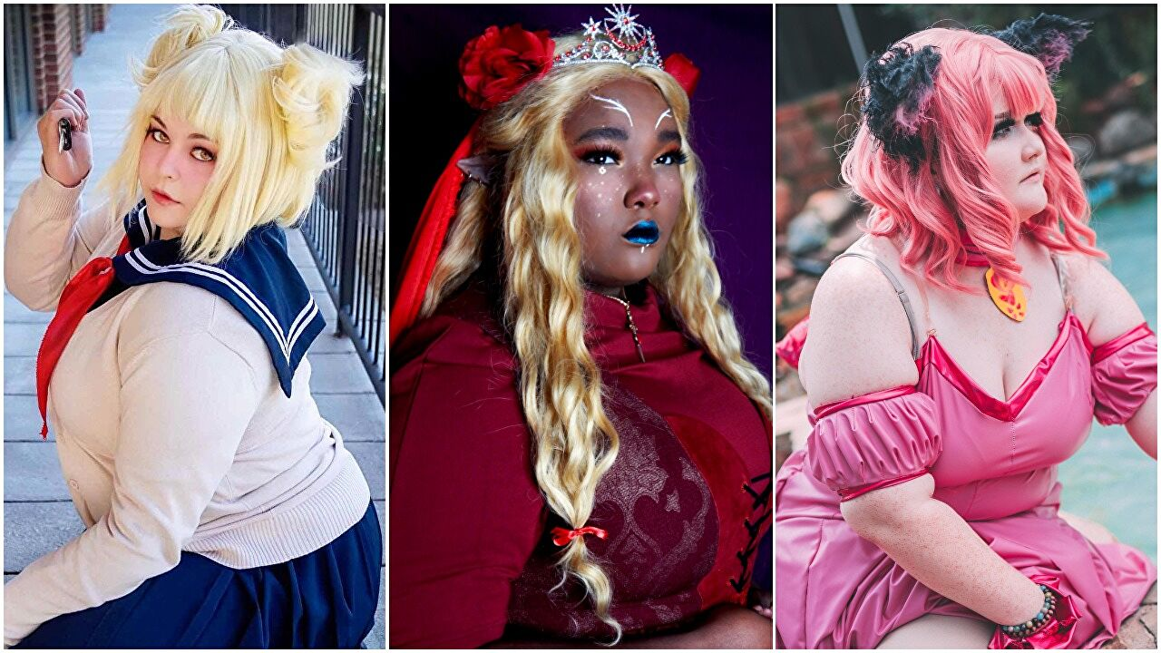 Cosplay Plus Size