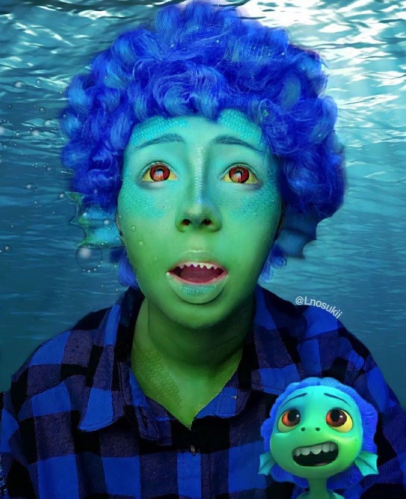 Disney/Pixar Luca Cosplays