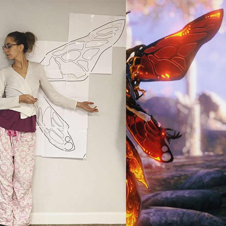 How To Make Cosplay Wings
