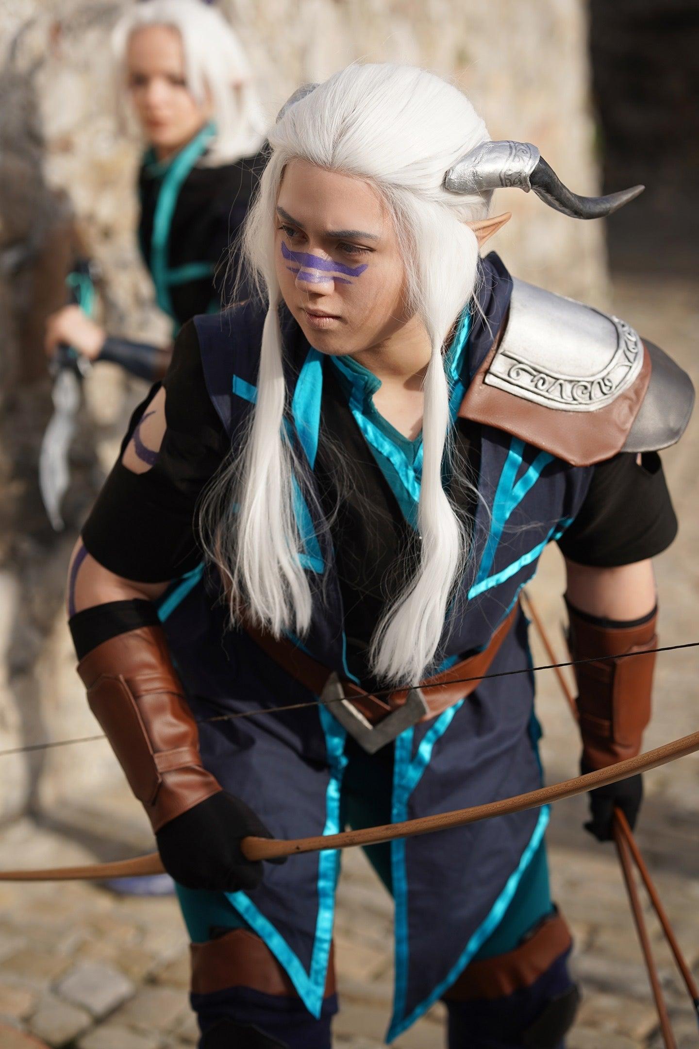 Dragon Prince Cosplays