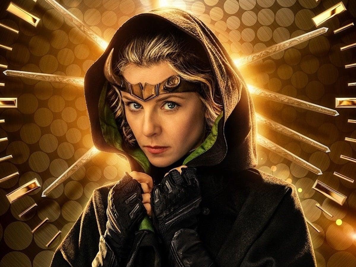 Sylvie Poster from Loki