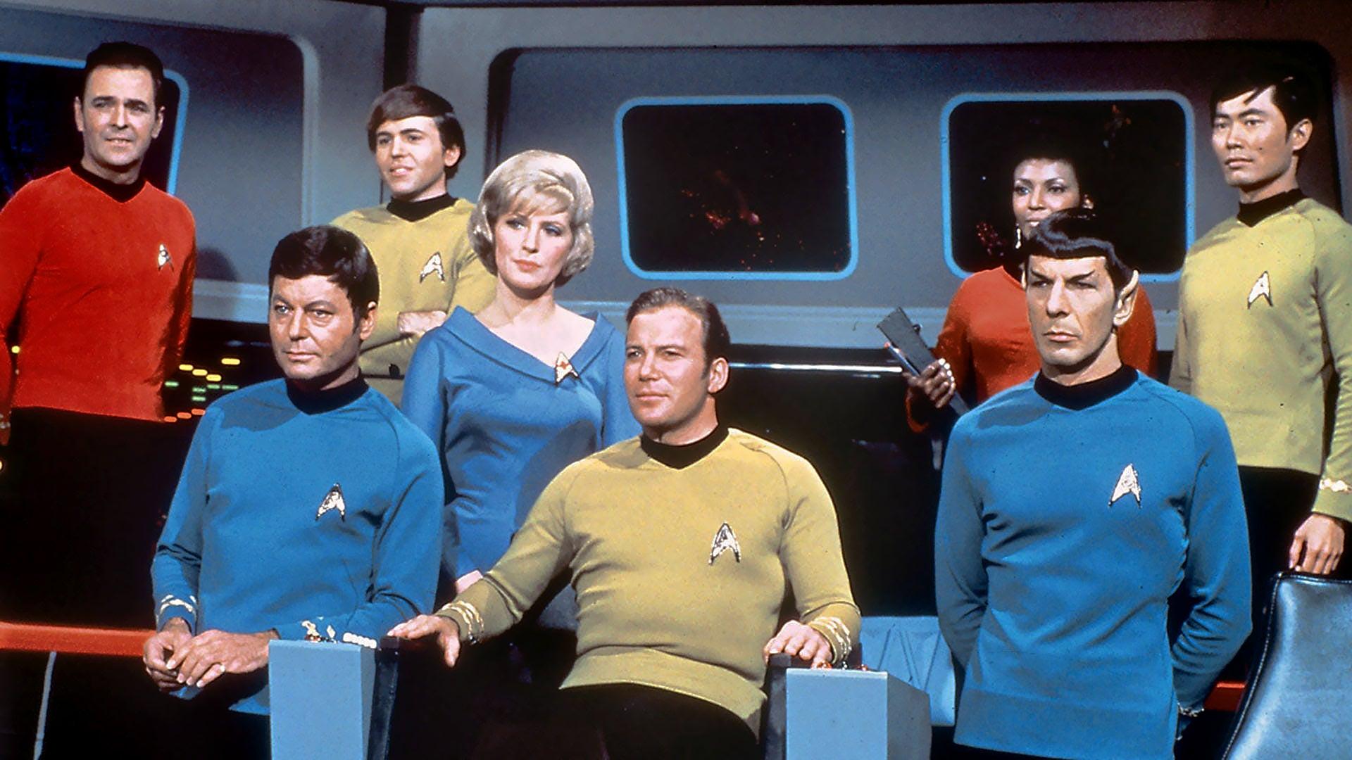 Star Trek: The Original Series in the 1960s.
