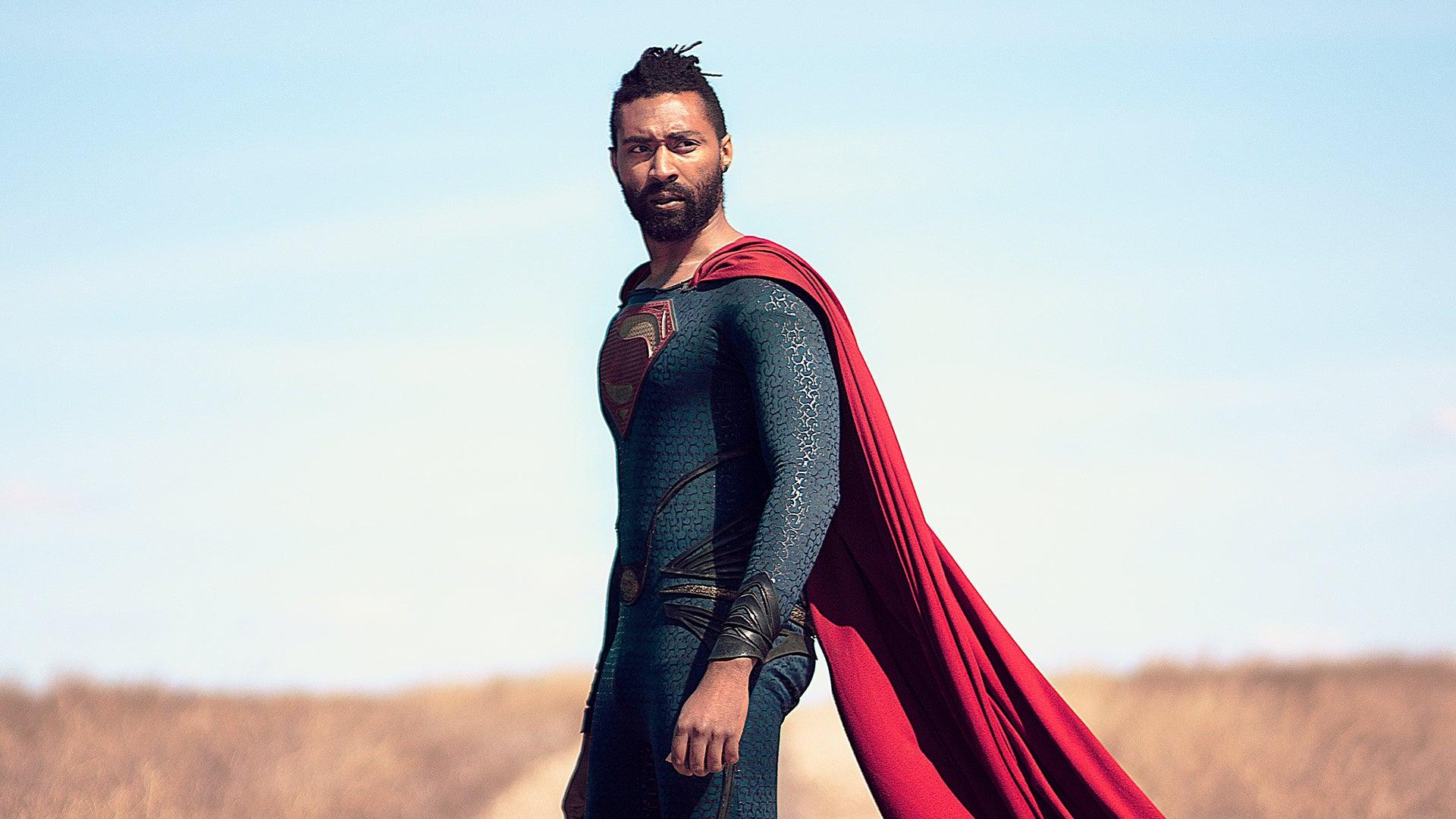 Superman Cosplay Jonathan Belle