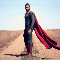 Superman Cosplay Jonathan Belle