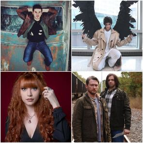 Supernatural Cosplays