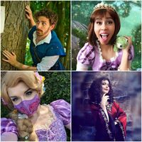 20 Tangled Cosplays for 10 Years