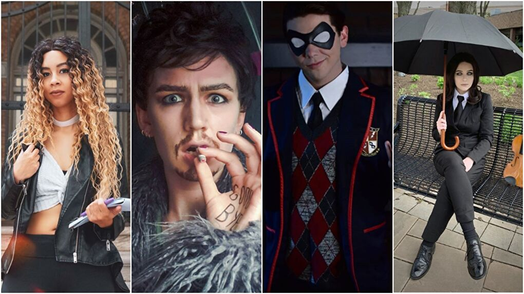 Umbrella Academy Thumbnail & Headline