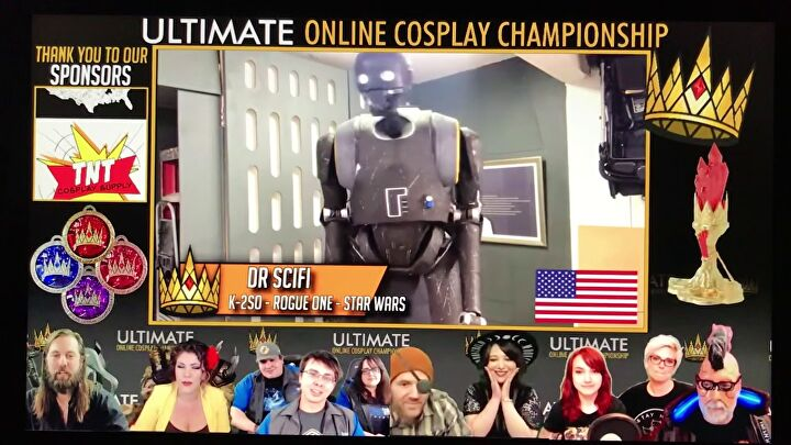 How To Enter a Cosplay Competition