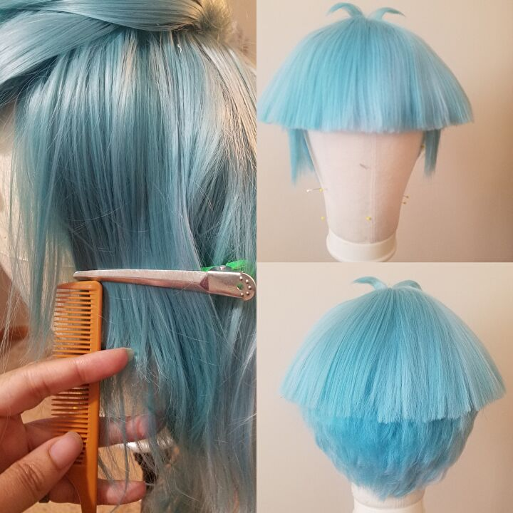 Cosplay Wig Styling Tips