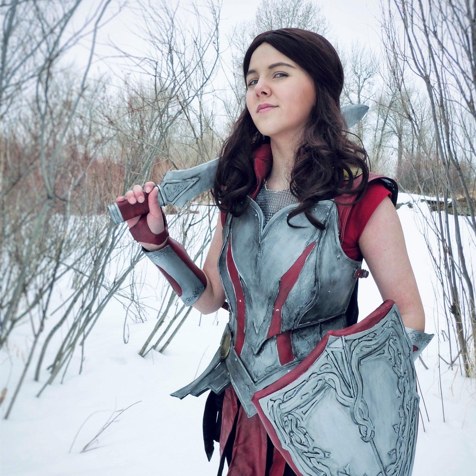 Winterstar Cosplay avatar