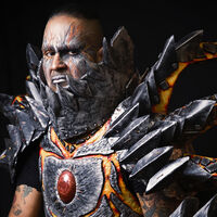Warheart Cosplay as Deathwing from World of Warcraft