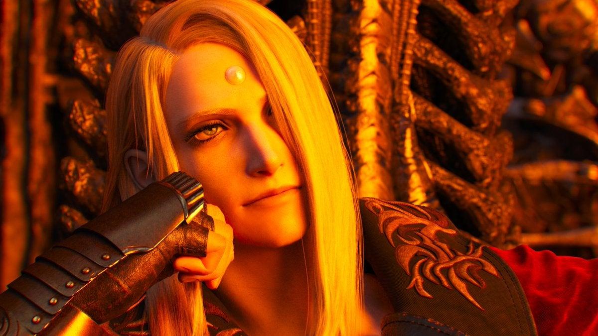 Final Fantasy XIV: Endwalker Zenos
